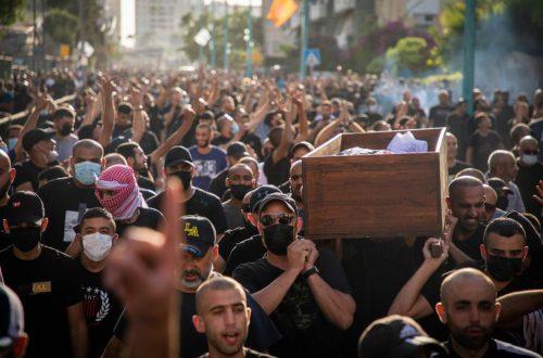 Israel Menghadapi Masalah Mengenai Rasisme