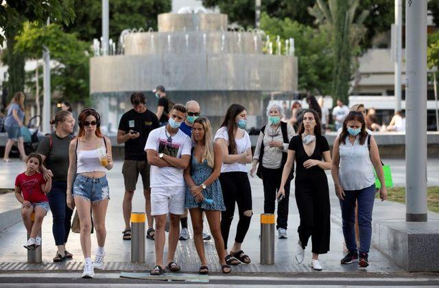 Lockdown COVID Israel Berakhir Bagian 2