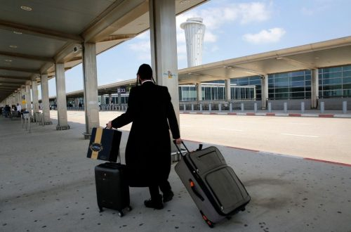 Rencana Pariwisata Israel Dipertanyakan